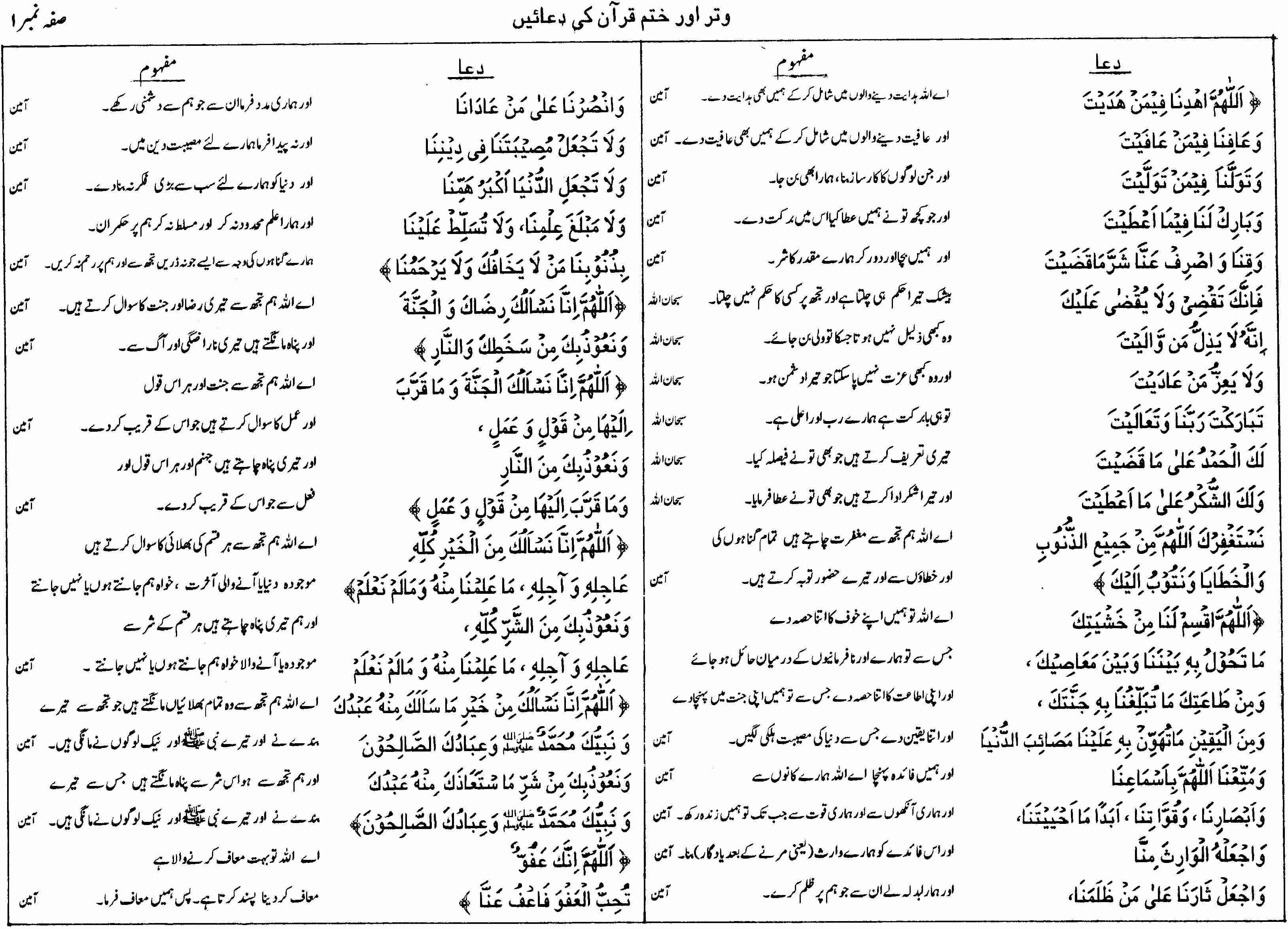Dictionary urdu to english sentences translation